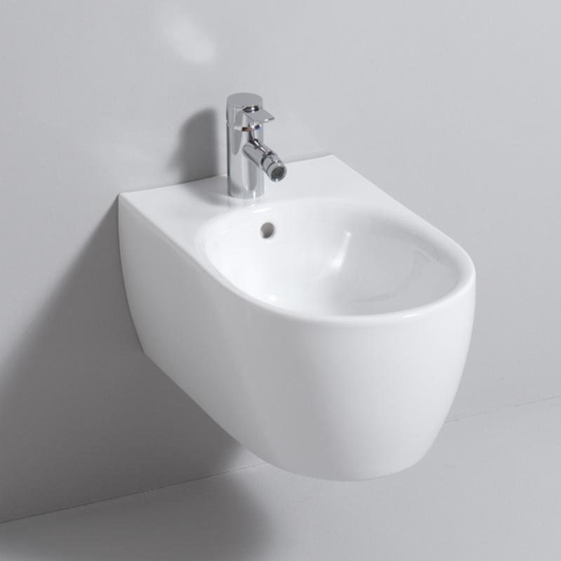 Ordentlich Keramag iCon Wand-Bidet L: 54 B: 35,5 cm weiß - 234000000 | REUTER VZ12