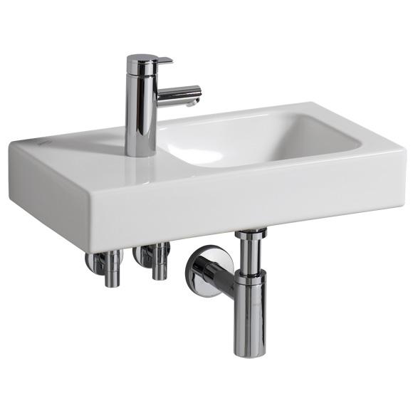 Großartig Keramag iCon xs Handwaschbecken weiß mit KeraTect - 124153600 | REUTER CZ42