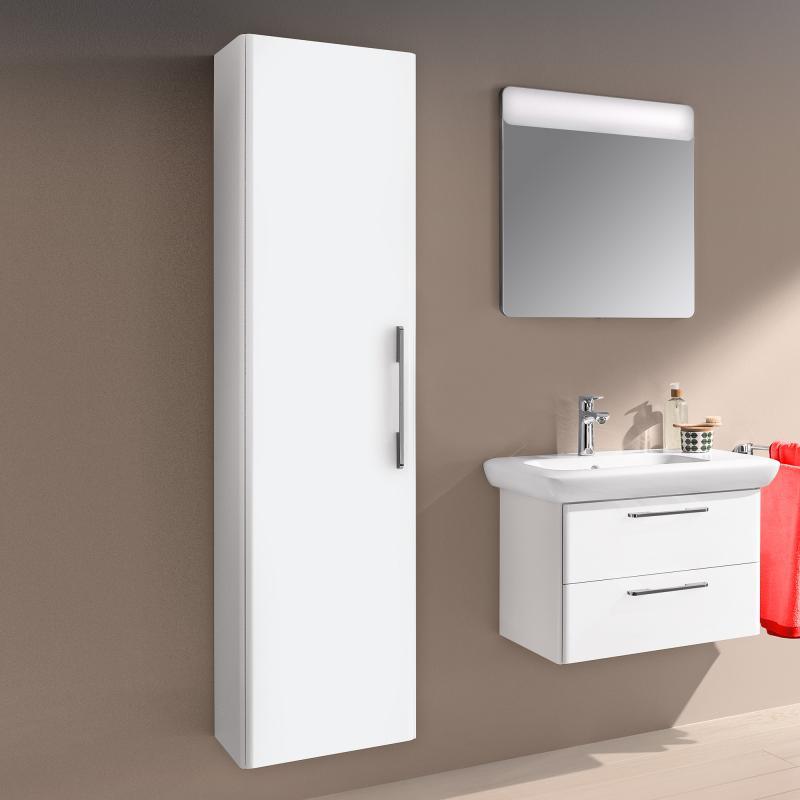 keramag it hochschrank wei hochglanz 819160000 reuter. Black Bedroom Furniture Sets. Home Design Ideas