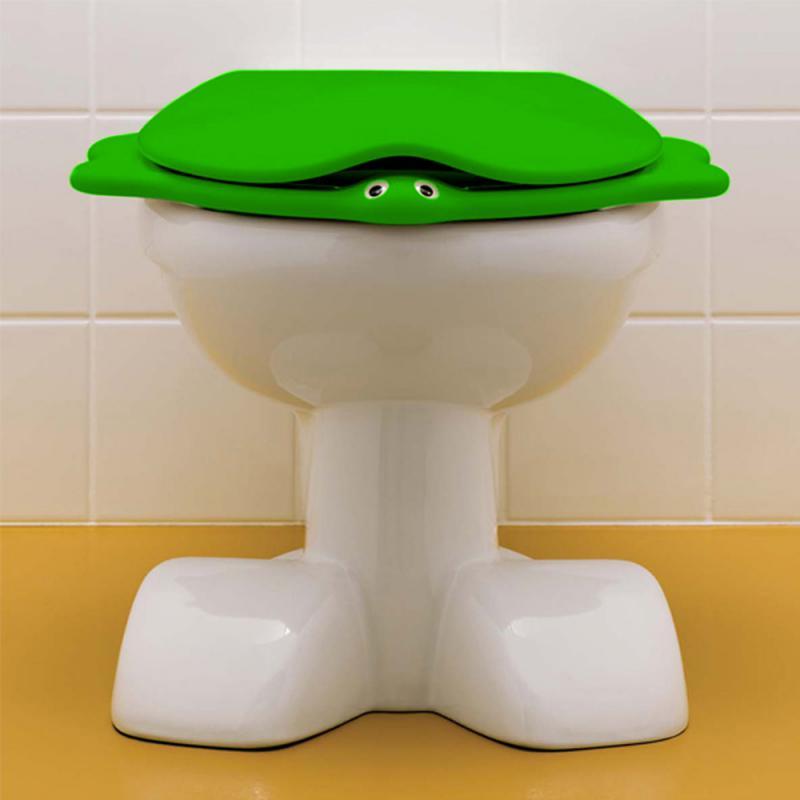 keramag kind wc sitz im tierdesign mit deckel gr n mit absenkautomatik soft close 573366000. Black Bedroom Furniture Sets. Home Design Ideas