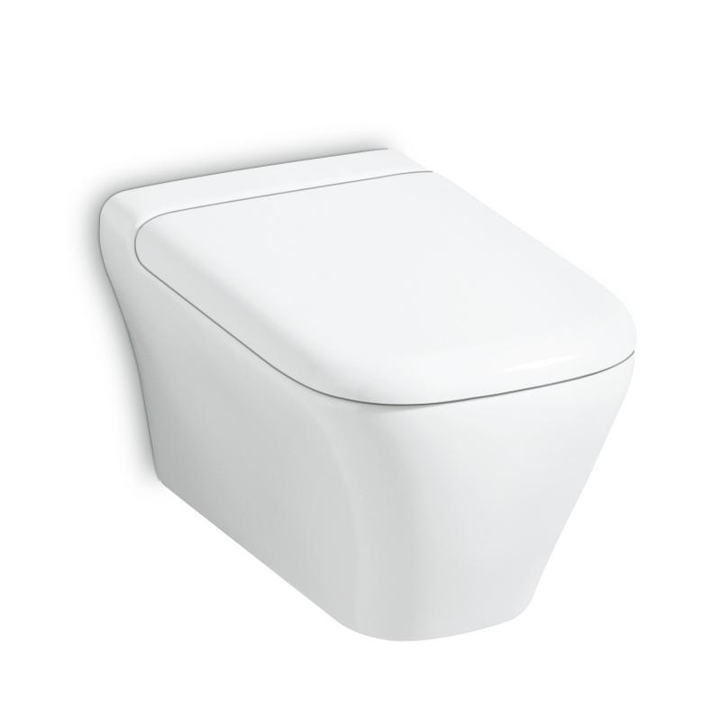keramag myday wand tiefsp l wc ohne sp lrand wei mit keratect 201460600 reuter. Black Bedroom Furniture Sets. Home Design Ideas
