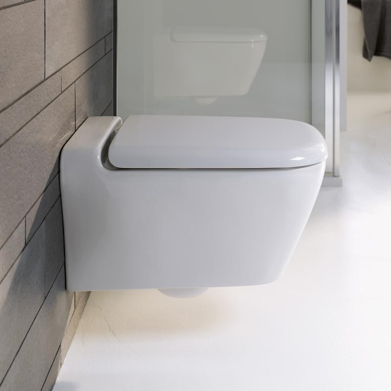stand wc ohne splrand latest duravit me by starck back to. Black Bedroom Furniture Sets. Home Design Ideas
