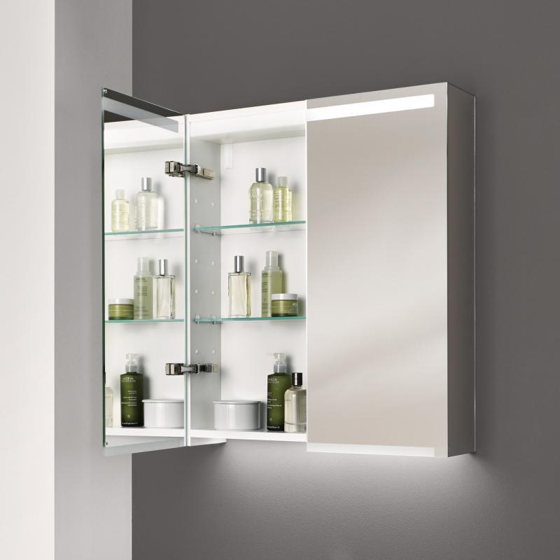 keramag option spiegelschrank 801460000 reuter. Black Bedroom Furniture Sets. Home Design Ideas