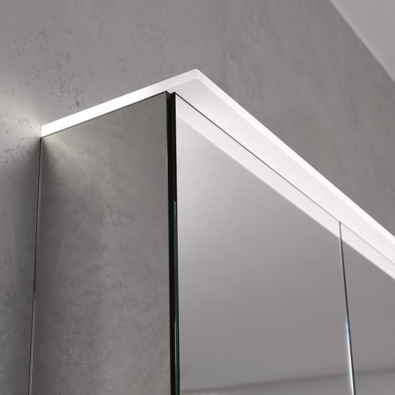 Keramag Option Spiegelschrank PLUS B: 120 H: 70 T: 15 cm