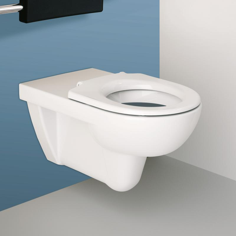 keramag icon splrandlos good interesting trient wandwc. Black Bedroom Furniture Sets. Home Design Ideas
