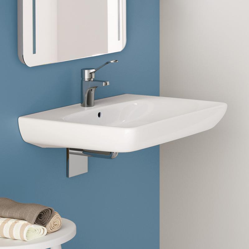 Keramag Renova Nr 1 Comfort Waschtisch Weiß 258555000 Reuter