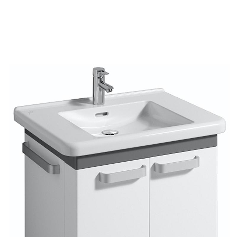 Keramag Renova Nr 1 Comfort Waschtisch Weiß Mit Keratect