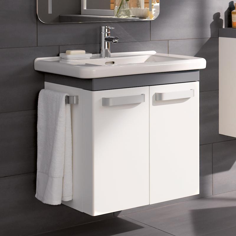 keramag renova nr 1 comfort waschtischunterschrank zierleiste graphit matt 808565000 reuter. Black Bedroom Furniture Sets. Home Design Ideas