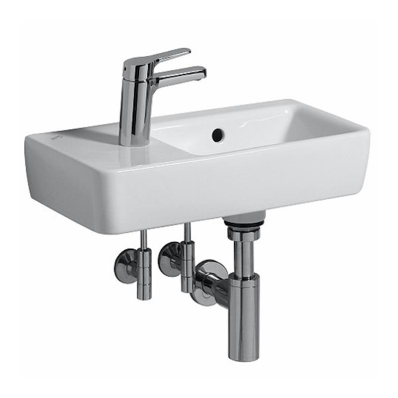 keramag renova nr 1 comprimo handwaschbecken wei 276350000 reuter. Black Bedroom Furniture Sets. Home Design Ideas