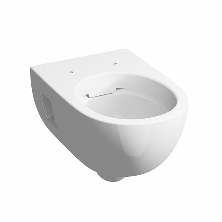 keramag renova nr 1 premium wand tiefsp l wc ohne sp lrand wei mit keratect 203070600 reuter. Black Bedroom Furniture Sets. Home Design Ideas