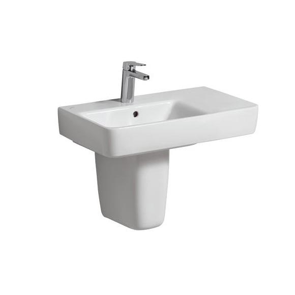 keramag renova nr 1 comprimo waschtisch wei mit keratect 226165600 reuter. Black Bedroom Furniture Sets. Home Design Ideas