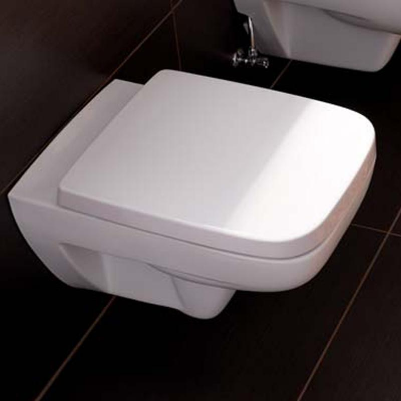 Extrem Keramag Renova Nr.1 Plan Flachspülwand-WC Neu weiß - 202160000 HW98
