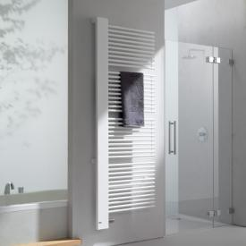 Kermi Credo-Half Heizkörper weiß, B: 61 H: 188,4 cm, 1051 Watt