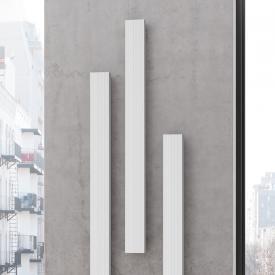 Kermi Decor-Arte Line Badheizkörper einzeln für Warmwasserbetrieb weiß struktur, 586 Watt