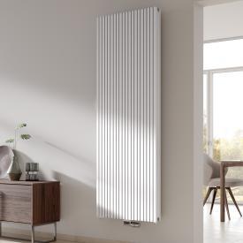 Kermi Decor-Arte Pure Badheizkörper vertikal für Warmwasserbetrieb weiß, 2651 Watt