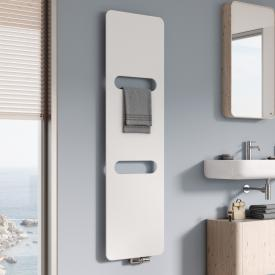 Kermi Fineo Badheizkörper für Warmwasserbetrieb weiß struktur, 795 Watt