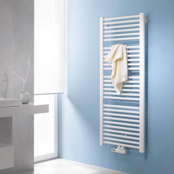 Kermi Basic-50 Badheizkörper für Warmwasser- oder Mischbetrieb weiß, 817 Watt