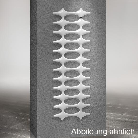 Kermi Ideos Heizkörper, Elektro-Zusatzbetrieb weiß, B:50,8 H:115,1 cm, 383 Watt, Elektro-Set WKS L