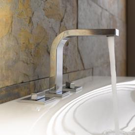 Keuco Edition 11 Dreiloch-Waschtischarmatur 150 ohne Ablaufgarnitur, chrom