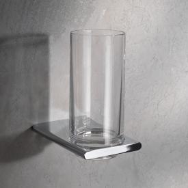 Keuco Edition 400 Glashalter mit Glas