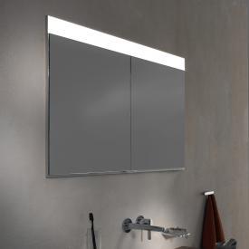 Keuco Edition 400 Unterputz-Spiegelschrank mit LED-Beleuchtung Farbtemperatur einstellbar, mit Spiegelheizung