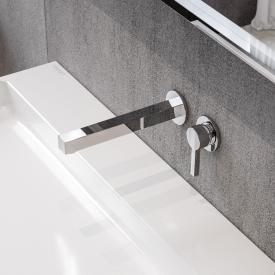 Keuco Edition 90 Einhebel-Waschtischmischer Ausladung: 265 mm