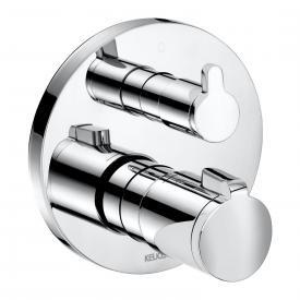 Keuco Elegance Unterputz Thermostatbatterie mit Absperrventil