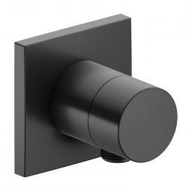 Keuco IXMO 3-Wege Ab- / Umstellventil mit Schlauchanschluss, Unterputz schwarz chrom gebürstet