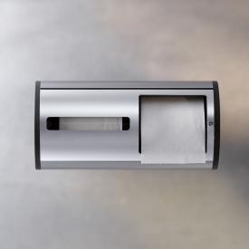 Keuco Plan Mehrfach-Toilettenpapierhalter 14969 chrom