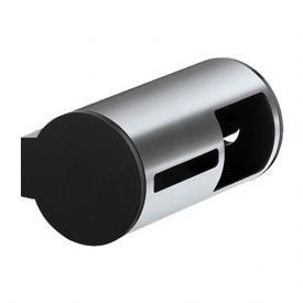 Keuco Plan Mehrfach-Toilettenpapierhalter 14969 silber eloxiert