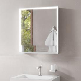 Keuco Royal Lumos Aufputz Spiegelschrank mit DALI-LED-Beleuchtung mit 1 Tür