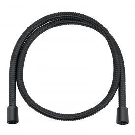 Keuco Universal Brauseschlauch Länge: 1600 mm, schwarz chrom gebürstet