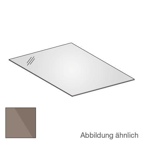 Keuco Edition 11 Abdeckplatte für Sideboard trüffel