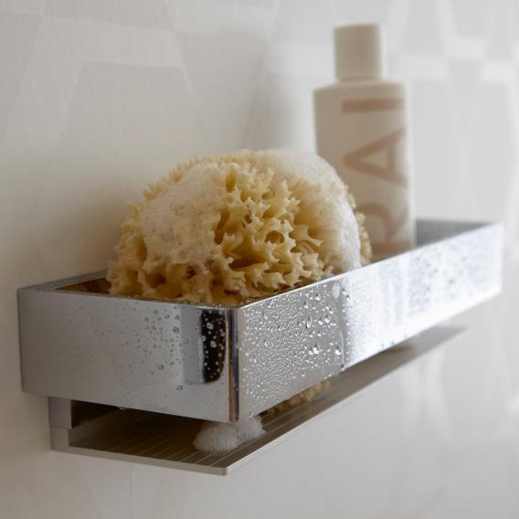 Keuco Edition 11 Duschkorb silber eloxiert/chrom