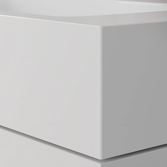 Keuco Edition 300 Waschtisch für 3-Loch Armatur Stichmaß 200