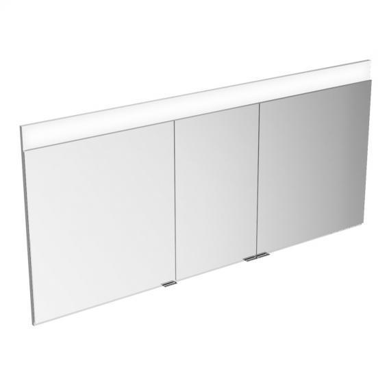 Keuco Edition 400 Unterputz-Spiegelschrank mit LED-Beleuchtung neutralweiß, ohne Spiegelheizung
