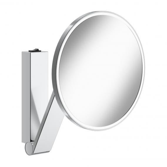 Keuco iLook_move Kosmetikspiegel Ø 212 mm, 1 Lichtfarbe