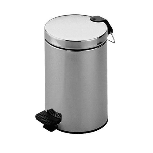 Keuco Plan Abfallbehälter Universalartikel chrom/schwarz