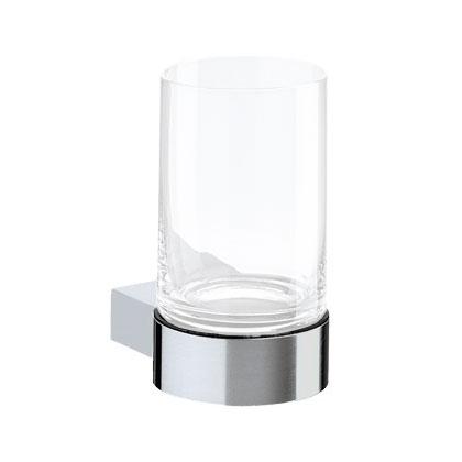 Keuco Plan Glashalter chrom
