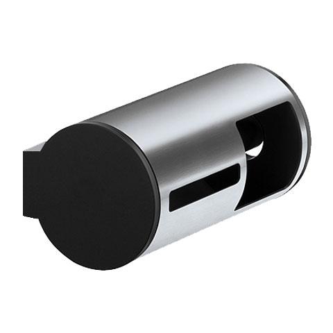 Keuco Plan Mehrfach-Toilettenpapierhalter silber eloxiert
