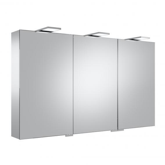 Keuco Royal 25 Spiegelschrank mit LED-Beleuchtung mit 3 Türen