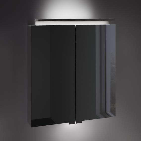 Keuco Royal L1 Aufputz-Spiegelschrank mit 2 Türen