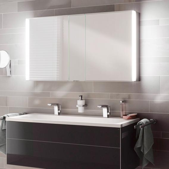 Keuco Royal Match Aufputz-Spiegelschrank mit LED-Beleuchtung