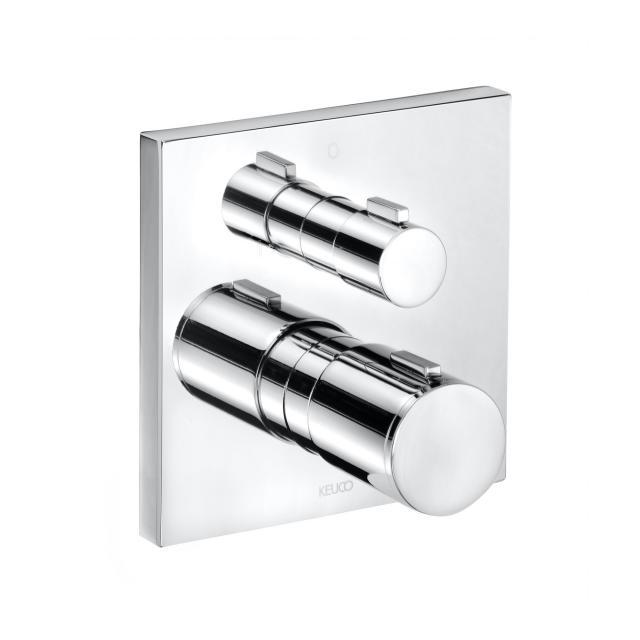 Keuco Edition 11 Unterputz Thermostatbatterie DN15/DN20 mit Absperrventil