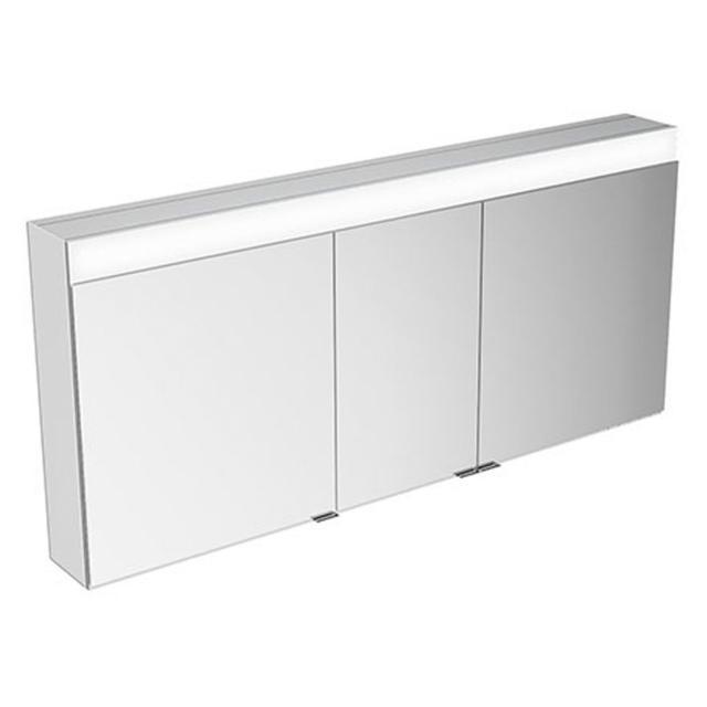 Keuco Edition 400 Aufputz-Spiegelschrank mit LED-Beleuchtung Farbtemperatur einstellbar, mit Spiegelheizung