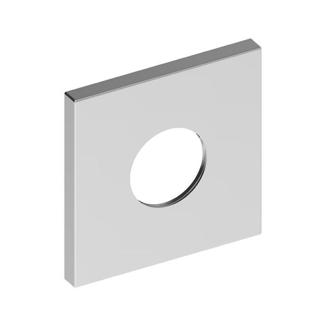 Keuco IXMO Wandrosette für Thermostat, eckig chrom