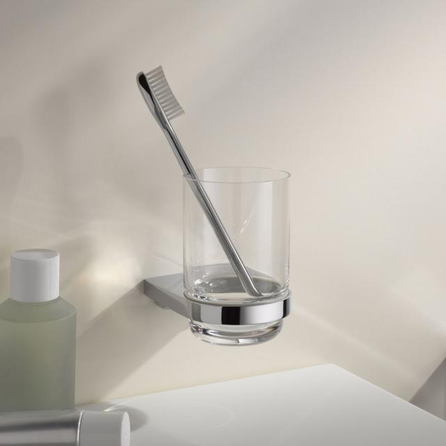 Keuco Moll Glashalter mit Glas