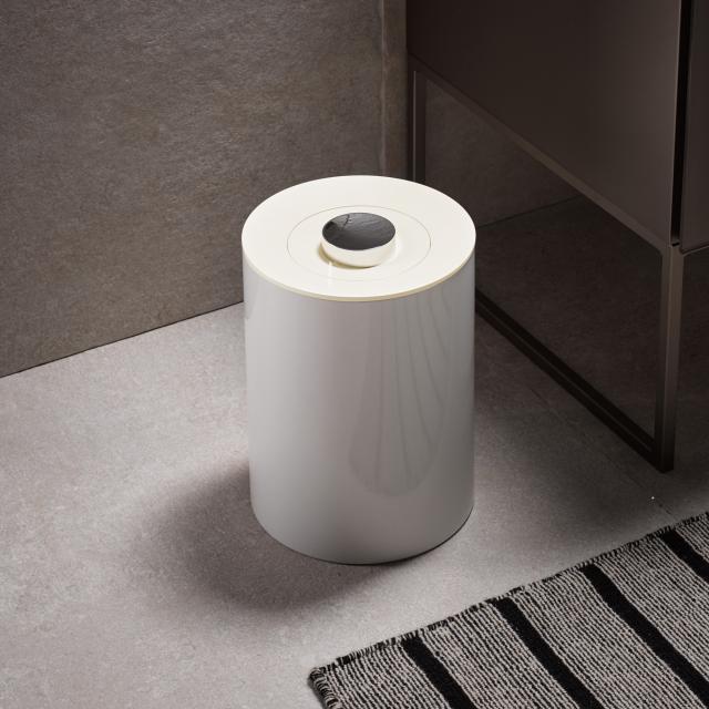 Keuco Plan Abfallbehälter weiß