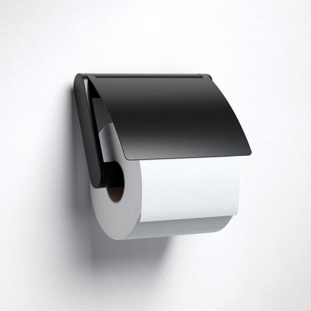 Keuco Plan Black Selection Toilettenpapierhalter
