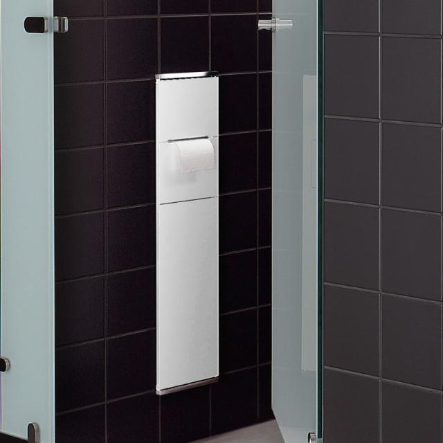 Keuco Plan Integral WC-Modul weiß/chrom